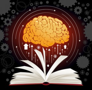 Lernen, Brain book, Fotolia.de